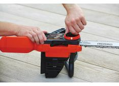 AKU VERIŽNA ŽAGA LI-ION 18 V/25CM BAR Black & Decker GKC1825L20