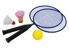 Badminton set Hudora Fun
