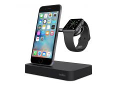 Belkin Stojalo za iPhone in iWatch - F8J183vfBLK-APL - 745883730599