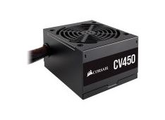 CORSAIR PSU CV Series 450W 80 Plus Bronze 120mm fan