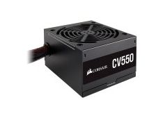 CORSAIR PSU CV Series 550W 80 Plus Bronze 120mm fan
