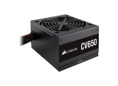 CORSAIR PSU CV Series 650W 80 Plus Bronze 120mm fan