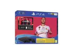 Playstation PS4 1TB set + FIFA 20/FUTVCH/PS+14D VCH/DS4