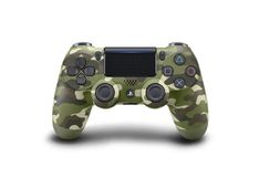 Playstation PS4 dodatek dualshock Green Camo V2