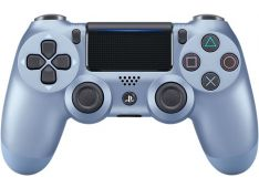 Playstation PS4 dodatek dualshock Titanium Blue
