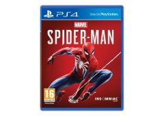 Playstation PS4 igra Marvel's Spider-Man