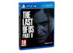 Playstation PS4 igra The Last of Us Part II