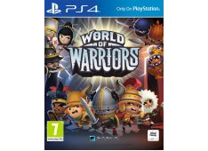 Playstation PS4 igra World Of Warriors