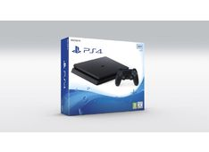 Playstation PS4 konzola 500GB črna slim