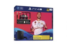 Playstation PS4 Pro 1TB set + FIFA20/FUTVCH/PS+14D VCH