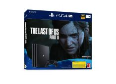 Playstation PS4 Pro 1TB set + TLOU II