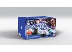 Playstation PS4 VR MK4 Mega Pack