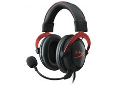 Slušalke Kingston HyperX Cloud II, Gaming, rdeče - KHX-HSCP-RD - 740617235692