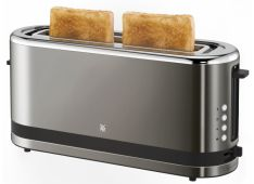 WMF toaster KITCHENminis Long Slot grafit
